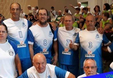 Equipe da Melhor Idade participa de competição