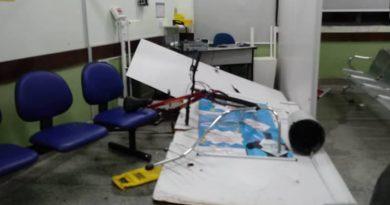 Jovem é preso após invadir a Santa casa de Tietê e quebrar equipamentos