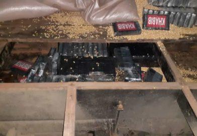 Policia Militar de Tietê apreende 200 quilos de cocaína em fundo falso de caminhão nesta madrugada