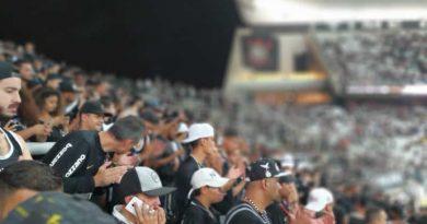 Fiel  Corinthianos do Interior Paulista marcam presença na Arena Corinthians