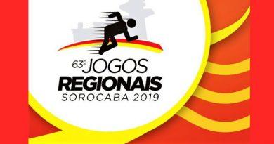 Tietê participará dos 63º Jogos Regionai