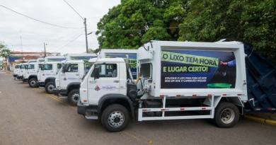 TATUÍ DIVULGA HORÁRIOS DAS COLETAS DE LIXO