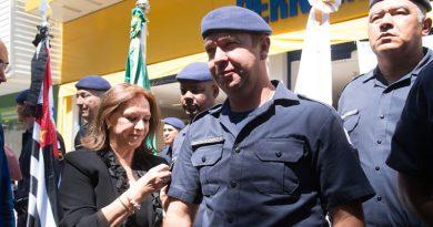 Guarda Civil de Tatuí comemora 25 anos