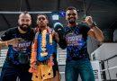 Laranjal Paulista conquista três medalhas de ouro no Campeonato Paulista de Muay Thai