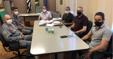 Prefeitura de Cerquilho solicita criação de unidade dos Bombeiros no município