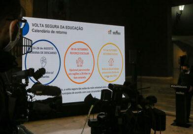 Governo de SP fará inquérito sorológico para avaliar circulação de coronavírus na rede estadual