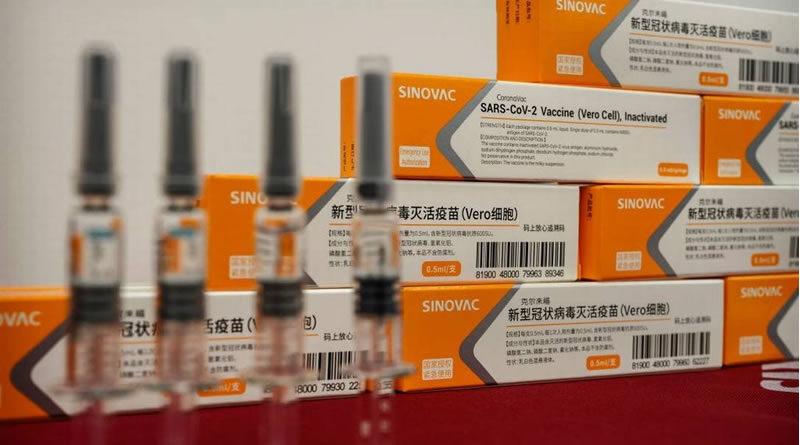 Estudo revela que Coronavac produz anticorpos contra a Covid em 97% dos participantes