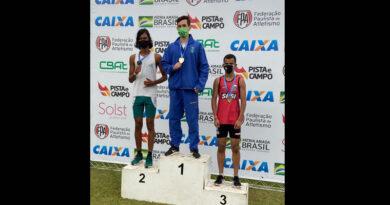Botucatuense é campeão juvenil em torneio estadual de atletismo