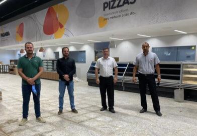 Vereadores do município de Tietê visitam, instalações de nova empresa que trará aproximadamente 178 postos de trabalho que proporcionará o desenvolvimento local.