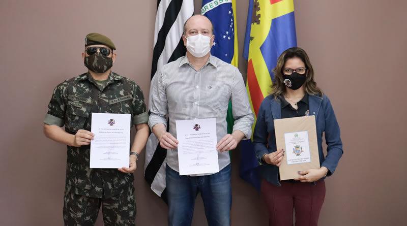 Junta Militar de Cerquilho nomeia novo Presidente